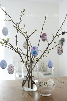 ovos em ramo