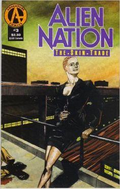 Alien Nation, The Skin Trade # 3: Lowell Cunningham, Leonard Kirk, Terry Pallot, Adam Adamowicz (cover): Amazon.com: Books