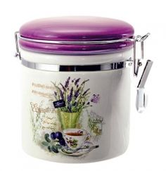 Keramická dóza Lavender