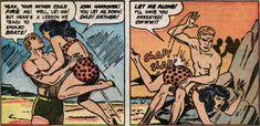 diary_secrets_no_11_spanking Vintage Comic Books, Vintage Comics, Mary Worth Comic, Spanked Wife, True Bride, Spanking Art, Getting Spanked, Western Comics, Girl Artist