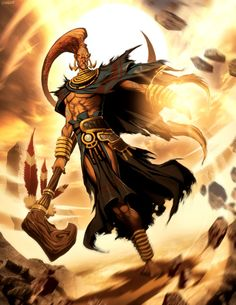 Esu é tanto um orixá e uma das divindades mais conhecidas da mitologia Yoruba e suas tradições Novo Mundo relacionados. Ele tem uma vasta gama de responsabilidades: o protetor dos viajantes, divindade das estradas, principalmente encruzilhada