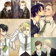 Awwww why are they so cute . Harry Potter Cursed Child, Harry Potter Ships, Harry Potter Anime, Harry Potter Fan Art, Harry Potter Universal, Harry Potter Fandom, Harry Potter World, Harry Potter Hogwarts, Scorpius And Albus