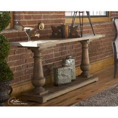 I Ordered This Console Table Thru. Splash Galleries.com It Is So Beautiful  | Fleur De Lis | Pinterest | Console Tables And Consoles