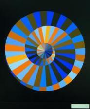 Herakleidon Museum - Art & Mathematics. This would make a stunning quilt or a cape!