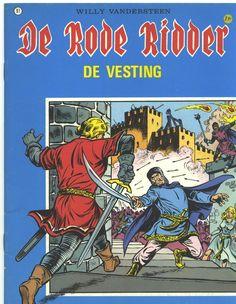 De Rode Ridder - the Red Knight!