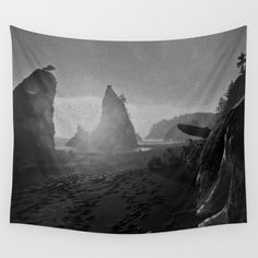 Buy Split Rock by Lotus Effects as a high quality Wall Tapestry. Worldwide shipping available at Society6.com.