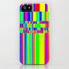the Great Noize III iPhone Case