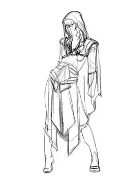 Assassin's Creed girl
