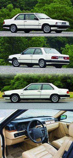 1986 Volvo 780 Turbo / 200hp / 165pcs / white / Sweden / Bertone