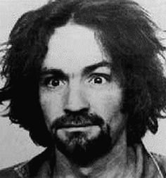 """A Profile of Convicted Serial Killer Charles Manson """"Look down at me and you'll see a fool. Look up at me and you'll see your god. Look straight at me and you'll see yourself."""""""