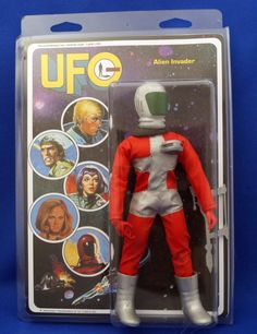 Custom Toys Ufo Tv Series, Star Wars Figurines, Batman Action Figures, Baby Groot, Planet Of The Apes, Superhero Movies, Video Game Characters, Guardians Of The Galaxy, Power Rangers