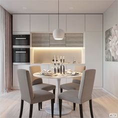 Exceptional kitchen style are readily available on our web pages. Kitchen Room Design, Living Room Kitchen, Home Decor Kitchen, Kitchen Furniture, Kitchen Interior, Interior Design Living Room, Home Kitchens, Kitchen Dining, Kitchen Ideas
