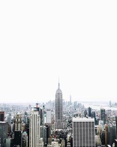 The big city life.