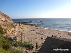 São Bernardino Beach - Praia de São Bernardino