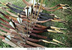 Image result for bows and arrows