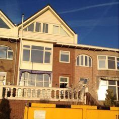 De verbouwing kan beginnen. Half januari 2012.