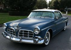 Hemmings Find of the Day – 1955 Imperial Newport
