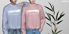 thrasher sweatshirts | xx Casteru