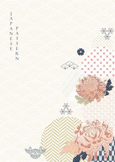 Find Japanese Background Chrysanthemum Flower Decoration Vector stock images in HD and millions of other royalty-free stock photos, illustrations and vectors in the Shutterstock collection. Thousands of new, high-quality pictures added every day. Japanese Art Prints, Japanese Graphic Design, Japanese Patterns, Japanese Background, Art Background, Textured Background, Abstract Template, Japanese Festival, Pastel Palette