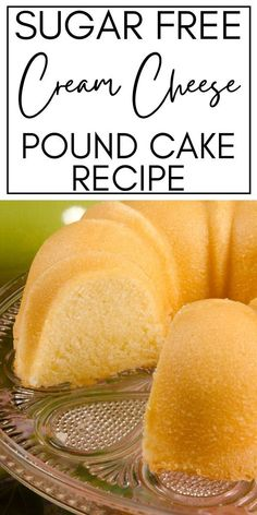 Sugar Free Diabetic Recipes, Diabetic Friendly Desserts, Diabetic Foods, Sugar Free Deserts, Sugar Free Sweets, Splenda Recipes, No Sugar Foods, Low Sugar, Sugar Free Baking