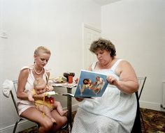 Martin Parr. Liverpool '86 Salford