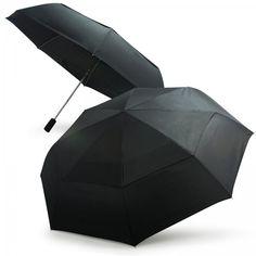 Strong Becko 54 Inches Auto Open Umbrella Long Umbrella With 16 Ribs Durable