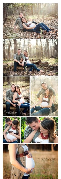 Joe & Meg | Waiting for Baby Wells | Frankfort, IL Photographer | Susie Moore Photography