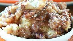 Fresh Peach Cobbler - Great Grub, Delicious Treats Vegan Peach Cobbler, Pear Cobbler, Fresh Peach Cobbler, Fruit Cobbler, Blueberry Cobbler, Cobbler Recipe, Blueberry Oatmeal, Pudding Recipe, Pear Dessert
