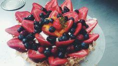 Bloom tart design