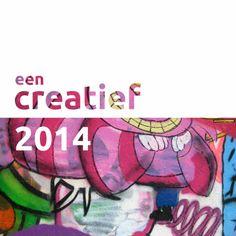 Nieuwjaarskaarten - 2014 - creatief