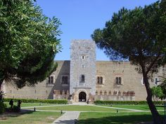 Perpignan, France - The Palace of the Kings of Majorca