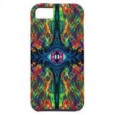 Eye Twisted and Trippy iPhone 5 Case $44.95