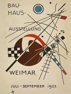 Kandinsky BauHaus 1923