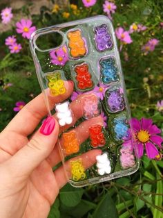 Channel happy vibes with this cute gummy bear iPhone/Samsung case. With random placement of the gummy bears, no two cases are the same. Ideal for iPhone X/XR/XS/Max, Max & Samsung series. Funny Phone Cases, Cell Phone Covers, Iphone Case Covers, Gummy Bear Candy, Gummy Bears, Coque Vintage, Iphone 6, Fun Conversation Starters, Estilo Indie