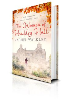 Has something tragic happened at Heachley Hall?  #womensfiction #bookcover