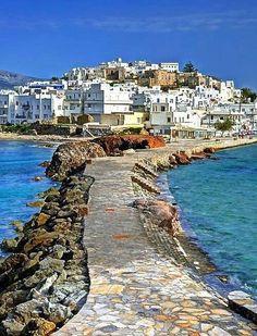 GREECE CHANNEL | Naxos, Greece