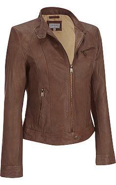 Marc New York Tab Collar Lamb Jacket - Wilsons Leather