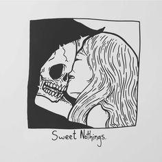 "16.4k Likes, 20 Comments - Matt Bailey (@baileyillustration) on Instagram: ""Sweet Nothings."""