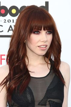 Ugh, did I really just google Carly Rae Jepsen hair?