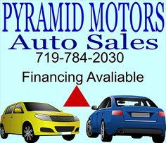 Custom printed vinyl banners, For car dealer Pyramid Motors Auto Sales,  AllstateBanners.com