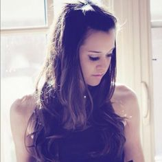 Megan Nicole (youtube fav) She is a amazing singer and beautiful.