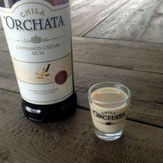 Chila Orchata Cinnamon Rum Cream