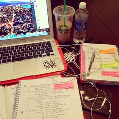 I'm a hard worker, and an even harder worker with a coffee at my side and surrounded by monograms!