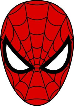 spider man mask from cardboard templates nextinvitation templates visit to grab an amazing super hero shirt now on sale - Spider Man Gratuit