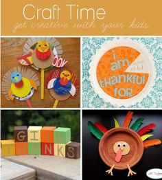 The Busy Budgeting Mama: Kid Friendly Thanksgiving: Table decor, Crafts, Recipes & more!