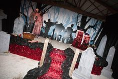 Zombie Prom Halloween Party in a barn! Halloween Forum