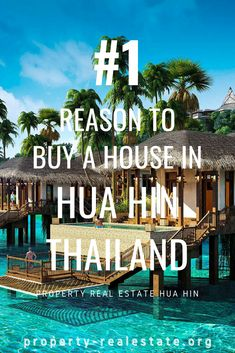 Property real estate Hua Hin is dedicated to you! Property Real Estate, Condos For Sale, Houses, City, Homes, Cities, House, Computer Case, Home