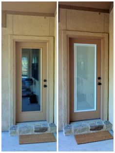 ADD PRIVACY TO YOUR PATIO DOOR   When Customers Seek More Privacy For Any  Entry Point · Door Glass InsertsGlass ...