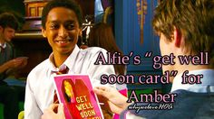 I hope you didn't need an ambulance, coz I spent the whole day Amberless. Without you classes were no fun, so get up Amber you lazy bum. Best Tv Shows, Favorite Tv Shows, House Of Anubis, Griffins, Entertainment, Ambulance, Lazy, Dragons, Quotes