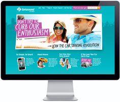 getaround-web-design